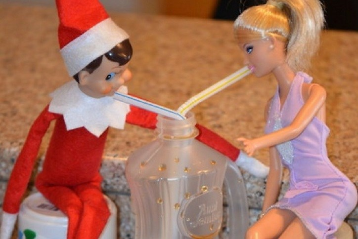 Holiday Crafts in Anthem Highlands featuring Elf on the Shelf