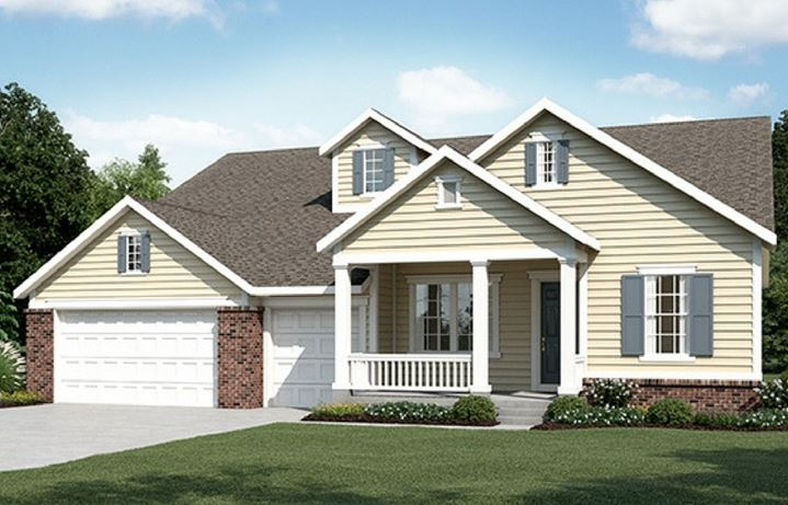 Residence 6A02, a Beautiful Colorado Model New Home by CalAtlantic