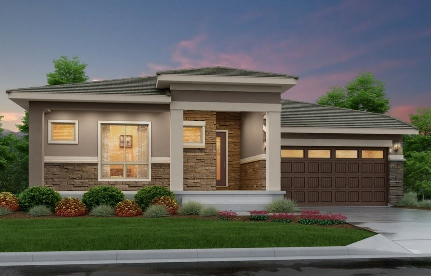 Aspire, a Beautiful Colorado Model New Home by Epic Homes