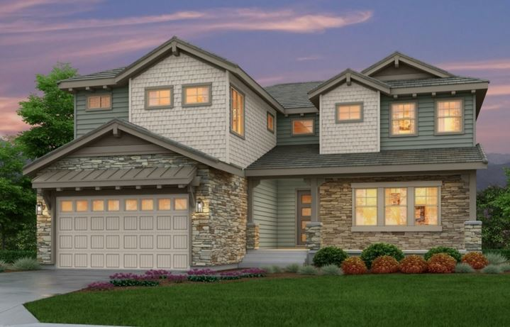 Ascend, a Beautiful Colorado Model New Home by Epic Homes