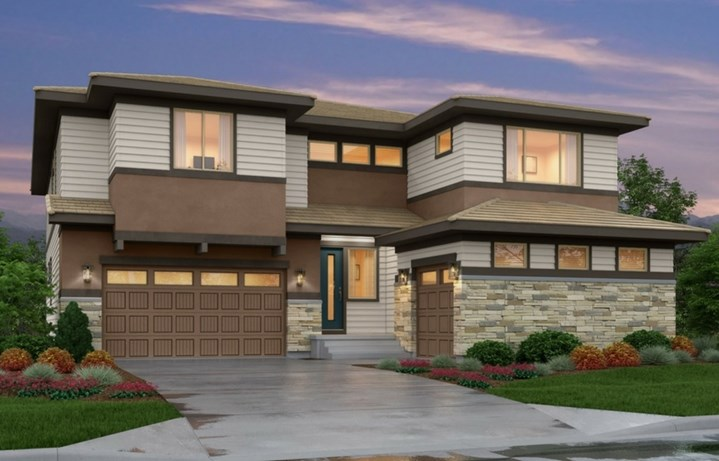 Pinnacle, a Beautiful Colorado Model New Home by Epic Homes