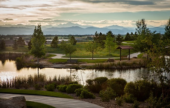 Overlook in Anthem Colorado master-planned community Broomfield, CO