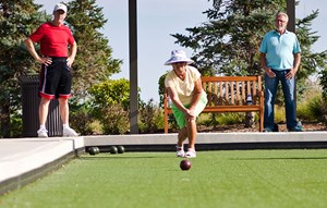 Bocci Ball in Anthem Master-planned community