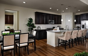 Lennar kitchen - a beautiful plan in Anthem Highlands