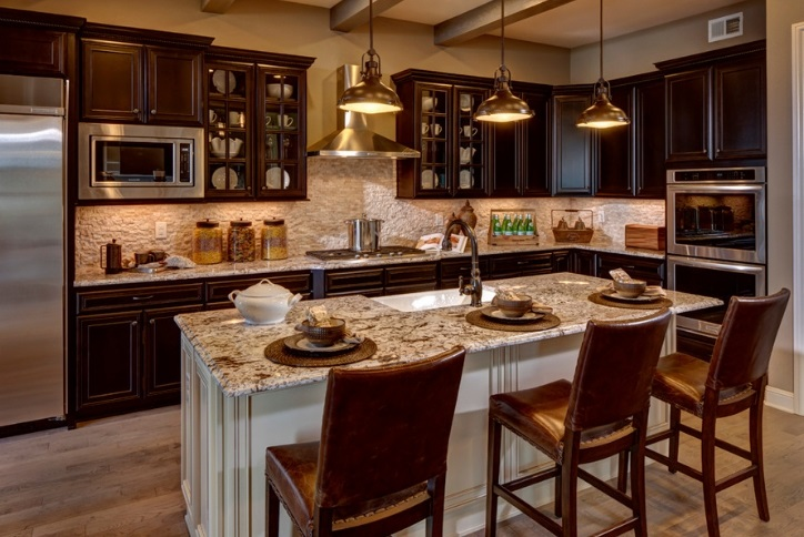 Toll Brothers Homes in Anthem Ranch 55 plus active adult community