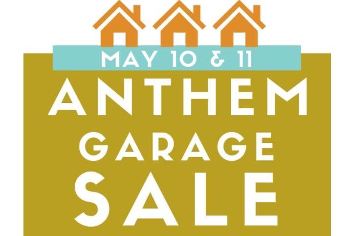 Anthem Community Garage Sale