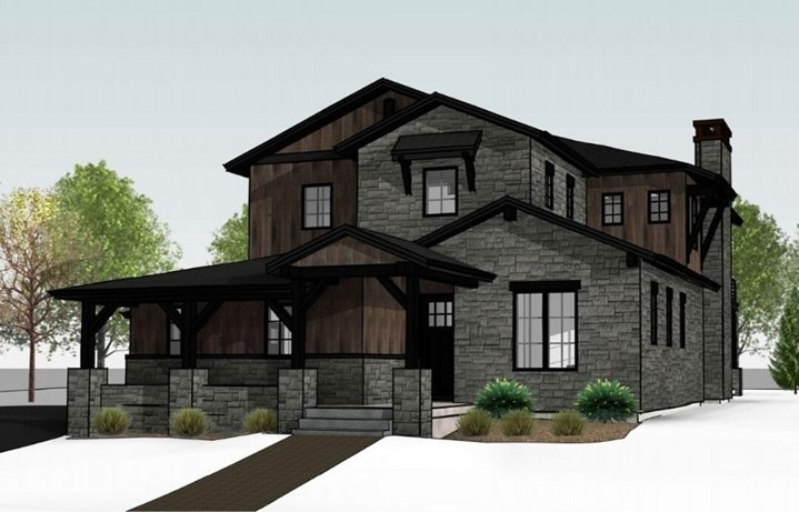 Bradley, a new, custom plan, by Copper Homes | Anthem Reserve