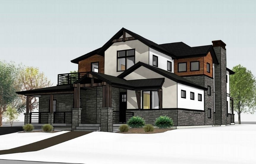 Covington, a new, custom plan, by Copper Homes | Anthem Reserve