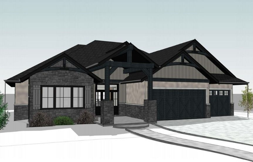 Windsor, a new, custom plan, by Copper Homes | Anthem Reserve