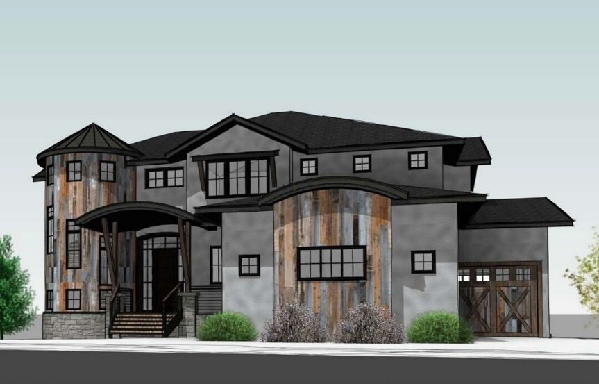 Graycliff, a new, custom plan, by Copper Homes | Anthem Reserve