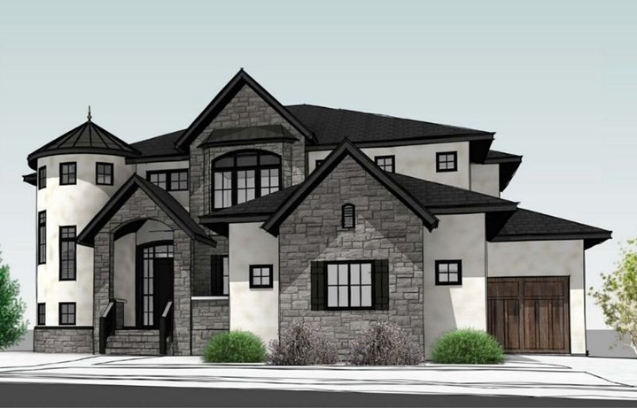 Kensington, a new, custom plan, by Copper Homes | Anthem Reserve