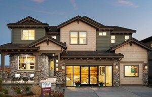 Epic Homes Summit Exterior in Anthem Colorado Broomfield, CO